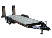 Trailers sold at Sawgie Bottom Power Sports in Leesville, LA